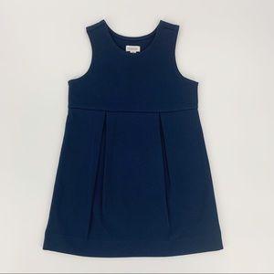 Gymboree Sleeveless Pleated Front Dress